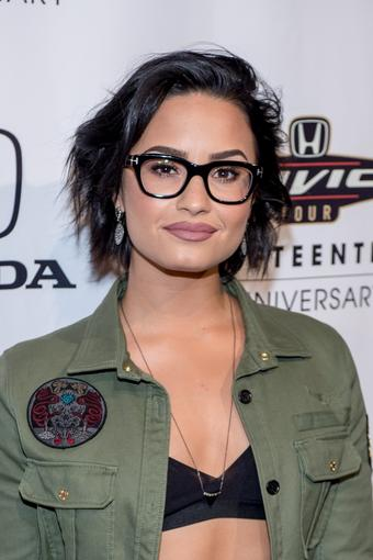 Demi Lovato: I cut my hair to be free of gender, sexuality norms
