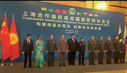 India hosts meeting of SCO Ministers