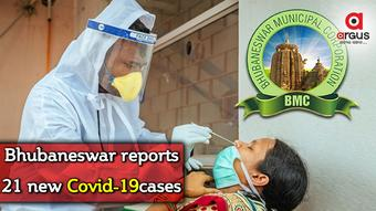 Bhubaneswar reports 21 new Covid-19 cases, 29 recoveries