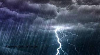 Thunderstorm, lightning likely in Odisha for next 5 days; Yellow warning issued