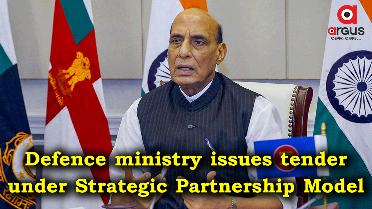Defence ministry issues tender under Strategic Partnership Model for 6 subs