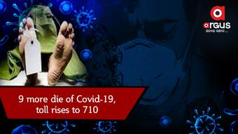 9 more die of Covid-19, toll rises to 710