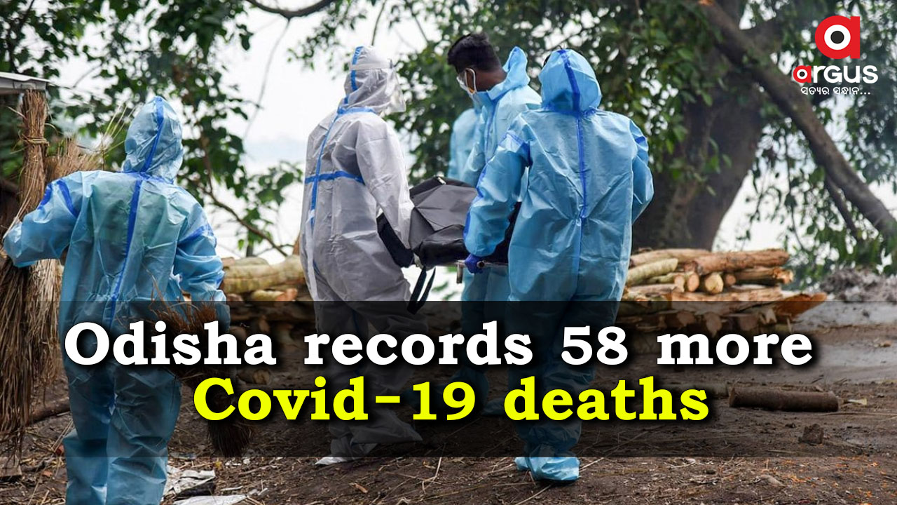 Covid-19 claims 56 more lives in Odisha; State toll rises to 5,172
