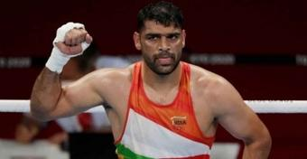 Satish bows out in quarterfinals as India's challenge in men's boxing ends