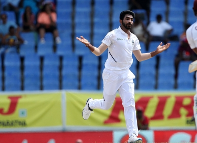 Bumrah, Patel get into competitive spirit with social media banter