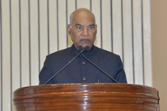 President Ram Nath Kovind completes four years in office