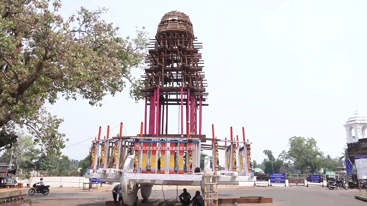 Rukuna Rath likely to be held without devotees this year