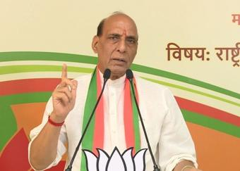 Rajnath leaves for Tajikistan for SCO meet, to talk on defence cooperation