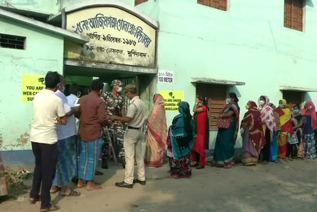 Polling begins for last phase of West Bengal Assembly elections