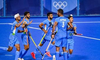 Gold dream ends, India men's hockey team to play for bronze