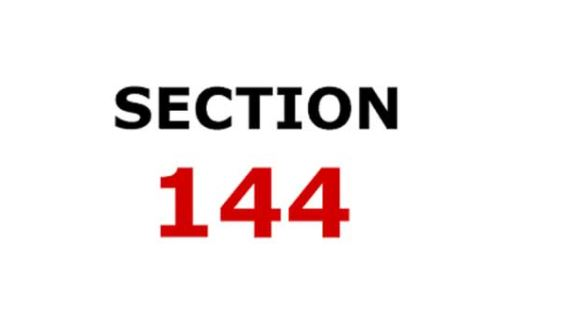 Section 144 imposed in Gajapati's Jajpur village