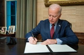 Biden signs executive order to prevent cyber-attacks in US