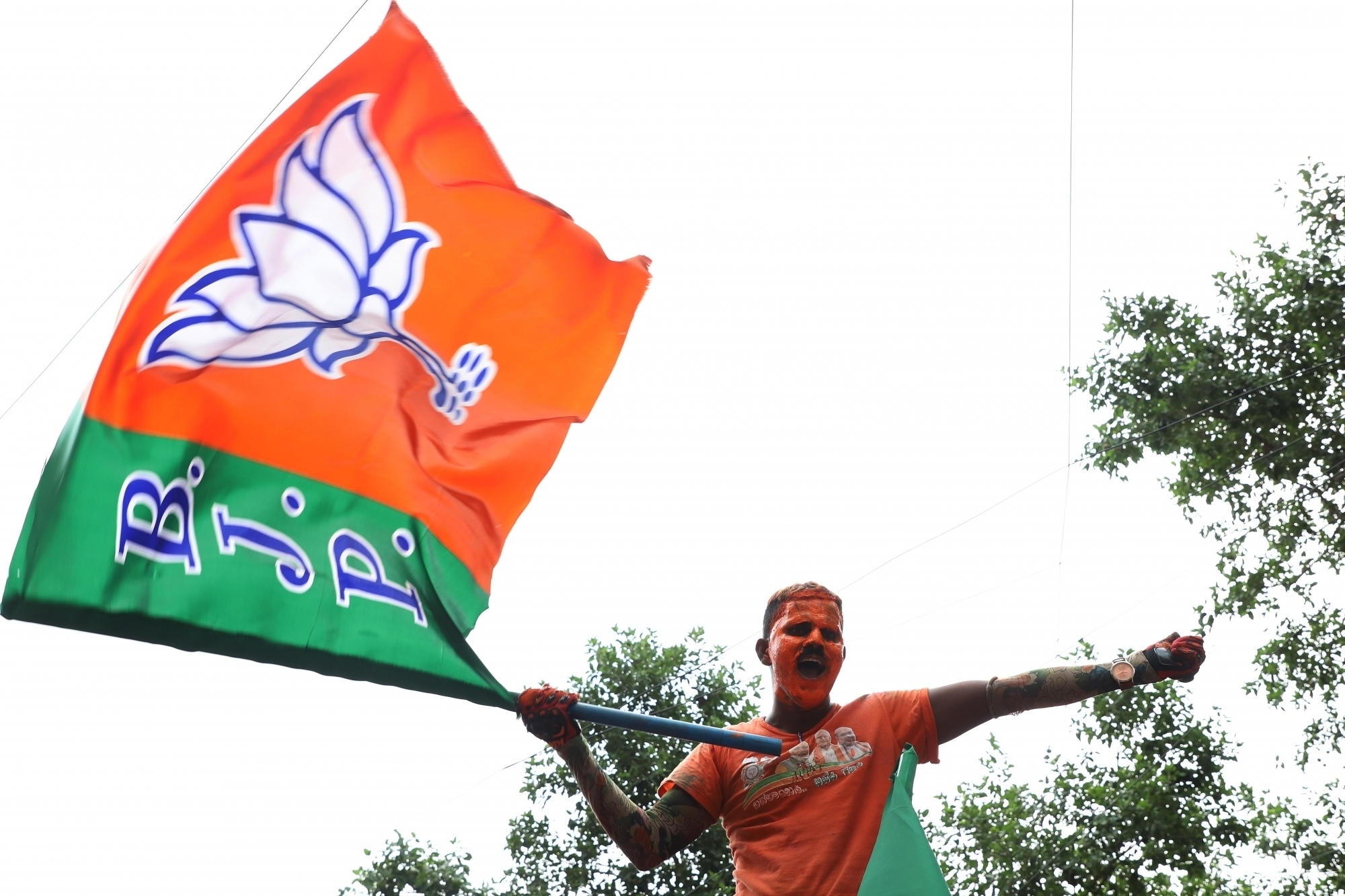 UP BJP to connect workers at booth level on foundation day