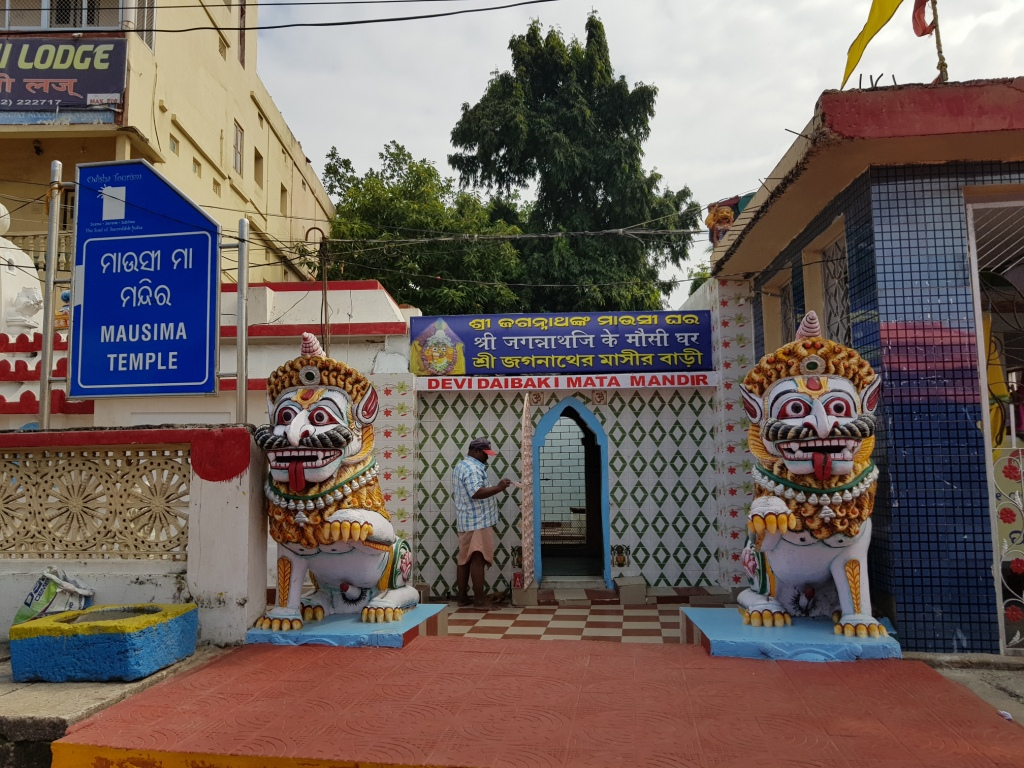 Cash, gold ornaments looted from Mausi Maa Temple in Puri