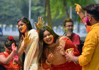 Holi celebrations banned in Gurugram as Covid cases surge