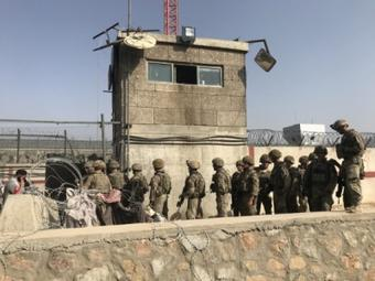 Taliban takes over 3 gates of Kabul airport
