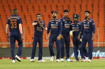 4th T20I: England's pace a big challenge for India