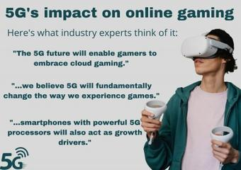 5G will revolutionise future of online gaming: Experts