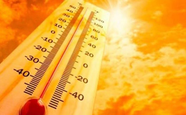 Heat wave warning issued over 2 districts in Odisha