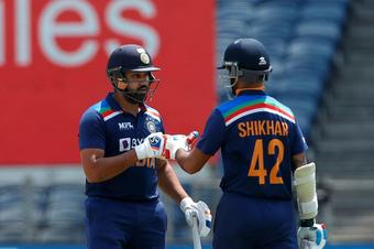 India vs England 3rd ODI: India off to quick start