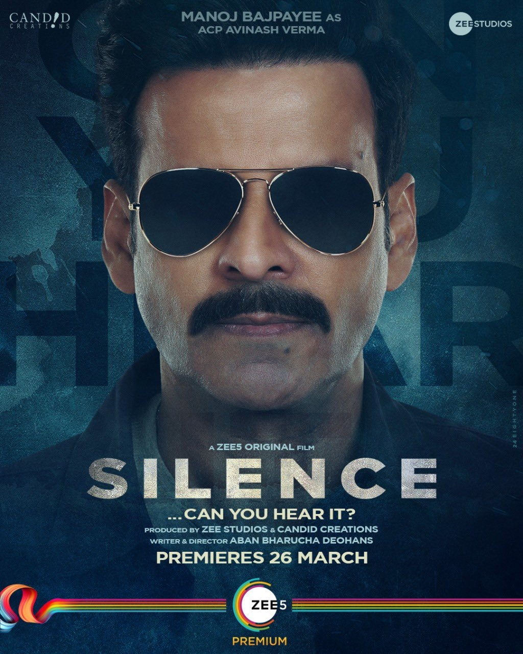 Manoj Bajpayee-starrer 'Silence' set for OTT release on March 26