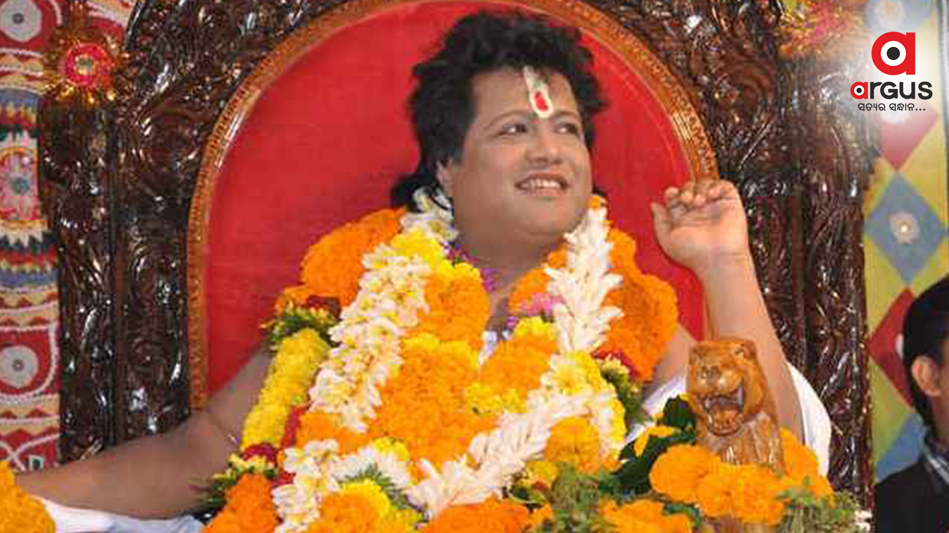 Orissa HC allows Sarathi Baba to deliver 'Pravachans'