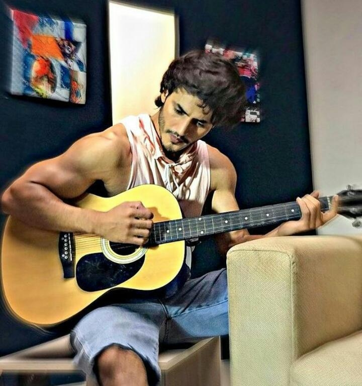 Ravi Bhatia: I play the guitar as a form of mindful escapism