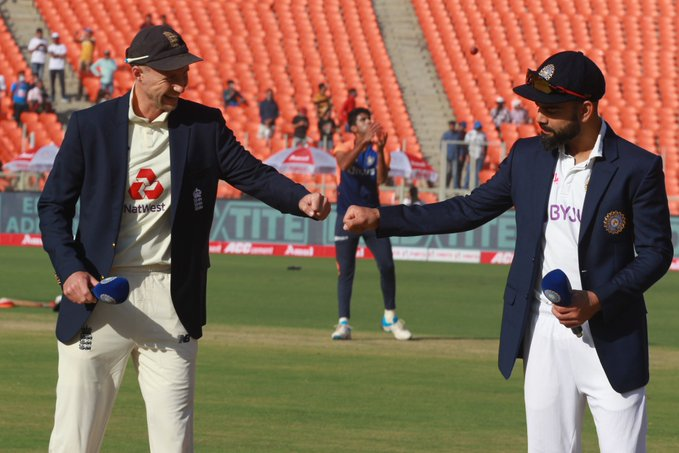 India vs England, 4th Test: England win toss, opt to bat first