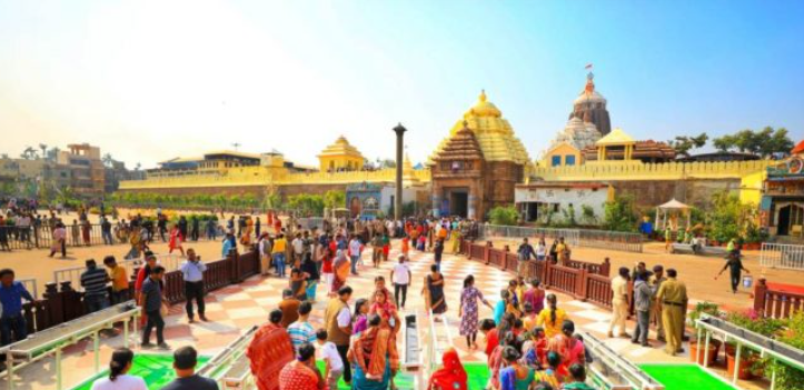 Shree Jagannath Temple in Puri to remain closed for 4 hours for 'Banakalagi' rituals today