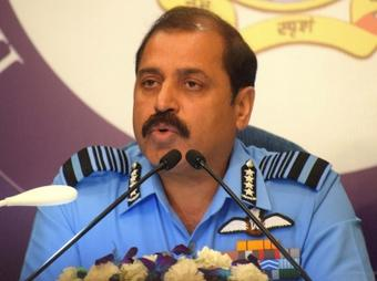 Indian Air Force chief in Israel to enhance military ties