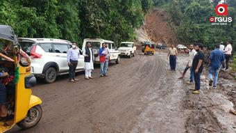 NH-26 in Odisha cleared for traffic after 30 hours