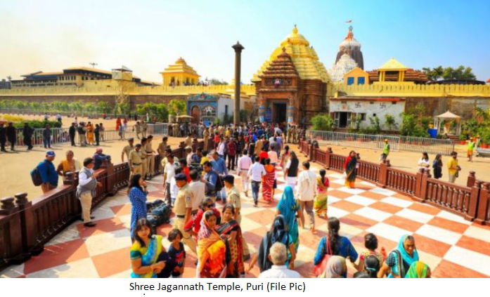 Puri Shree Jagannath Temple likely to reopen for devotes from January 3