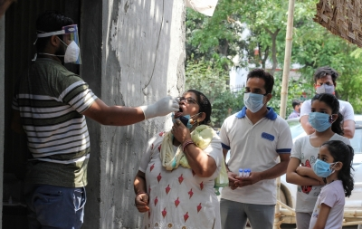 India records 67K new Covid cases, 2,330 deaths