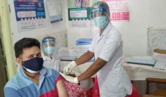 Over 23 crore vaccine doses provided to States, UTs: Govt