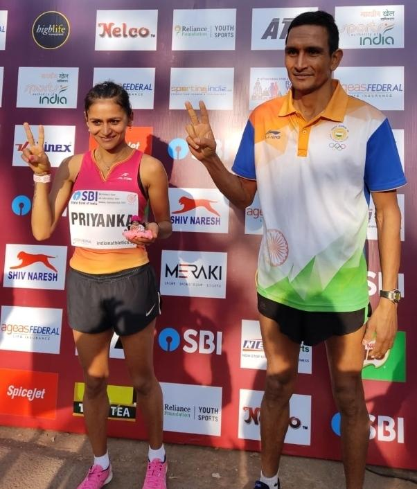 Sandeep, Rahul, Priyanka qualify for Olympics race walking event