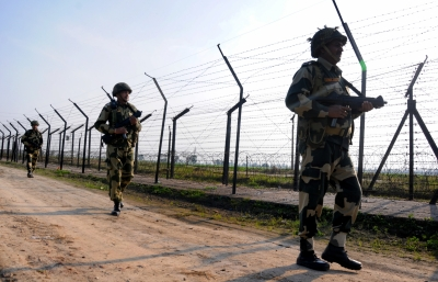 Flying object repulsed by BSF in J&K's Arnia sector