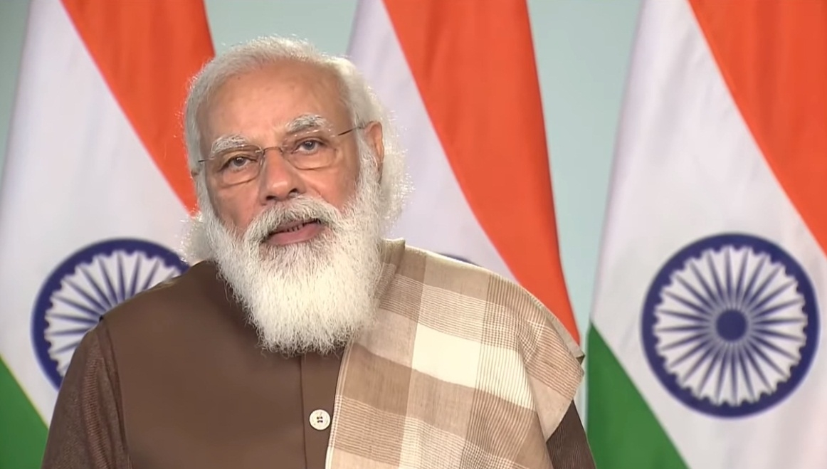 India full of confidence, evident at borders: Modi