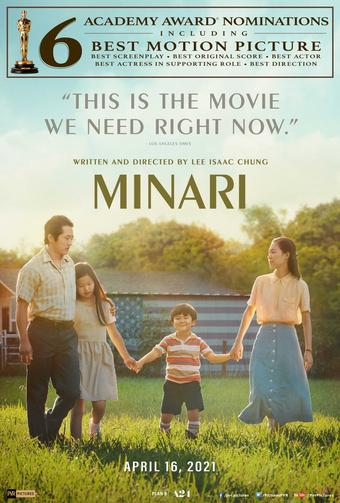 Oscar-nominated film 'Minari' in Indian theatres on April 16