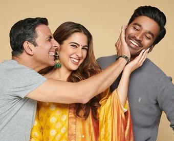 Akshay-Sara-Dhanush starrer 'Atrangi Re' in theatres on August 6