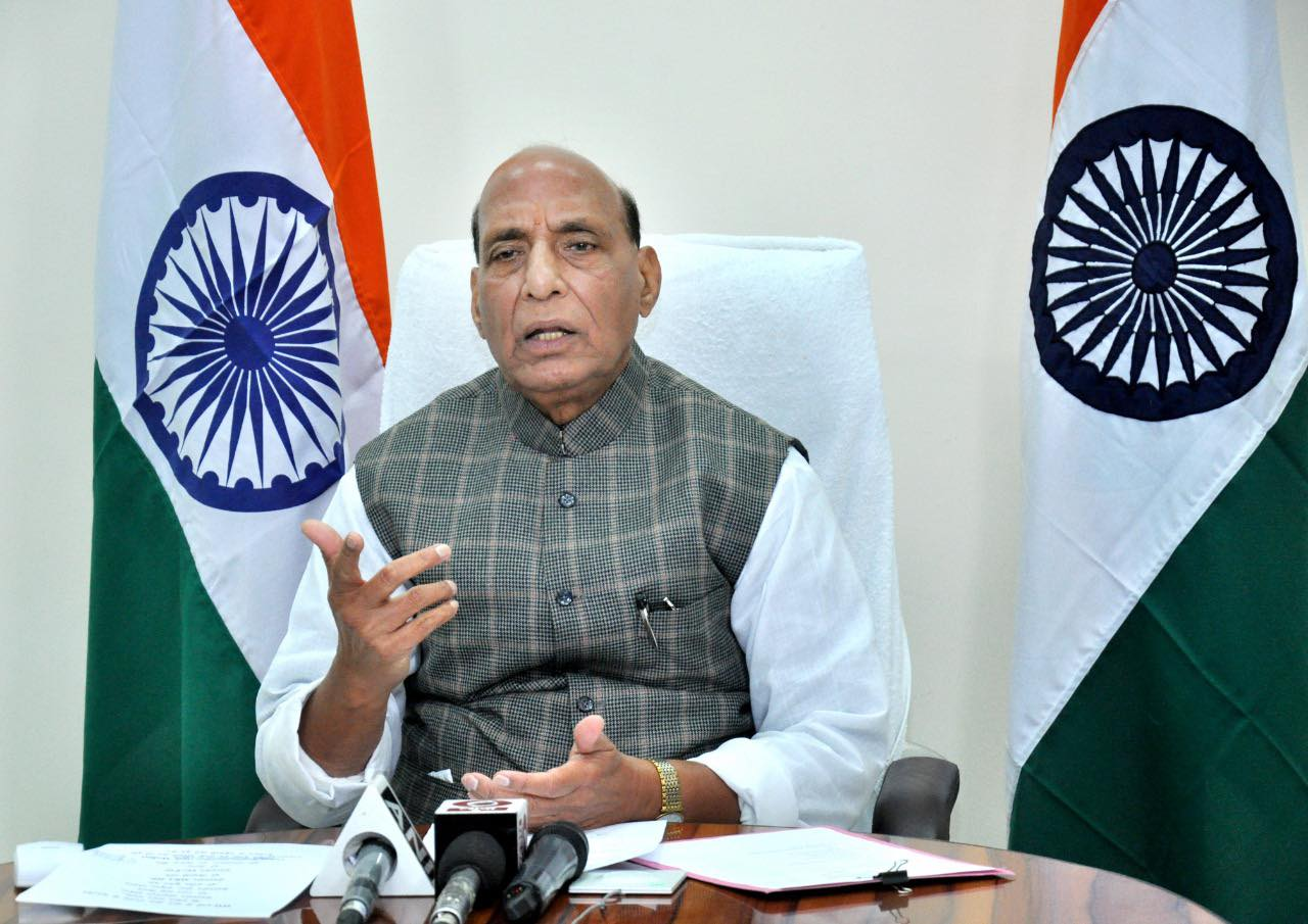 Agreement on disengagement at Pangong Lake reached: Rajnath Singh