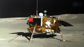 China's lunar rover travels 652.62 meters on moon's far side