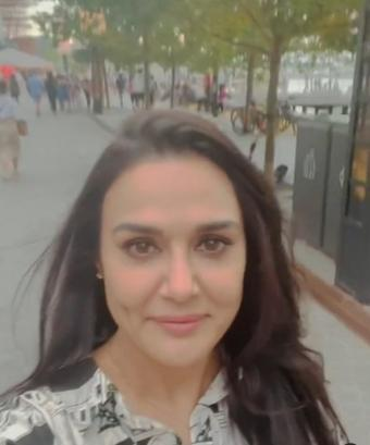Preity Zinta: Feels awesome to see people out after months of being locked