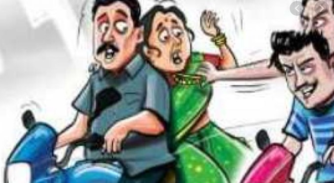 Bike-borne miscreants snatch gold necklace of woman in Balasore
