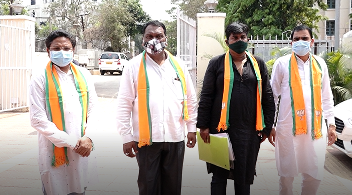 Pipili by-poll: BJP team meets CEO, seeks action against attackers