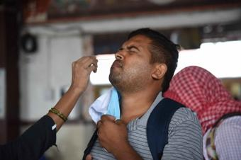 576 Covid cases, 103 deaths in Delhi in 24 hrs