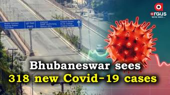 Bhubaneswar reports 318 new Covid-19 cases; Active cases stand at 1,396