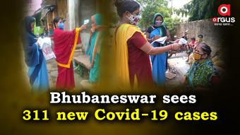 Bhubaneswar reports 311 new Covid-19 cases; Active cases stand at 1,246