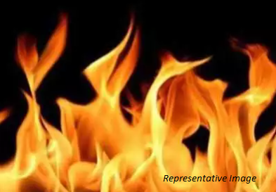 Elderly woman suffers serious burn injuries after sari catches fire in Angul