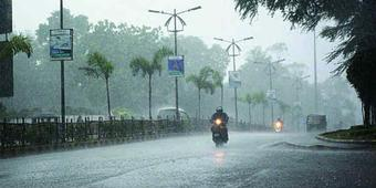 Light rain likely in 9 districts till tomorrow morning