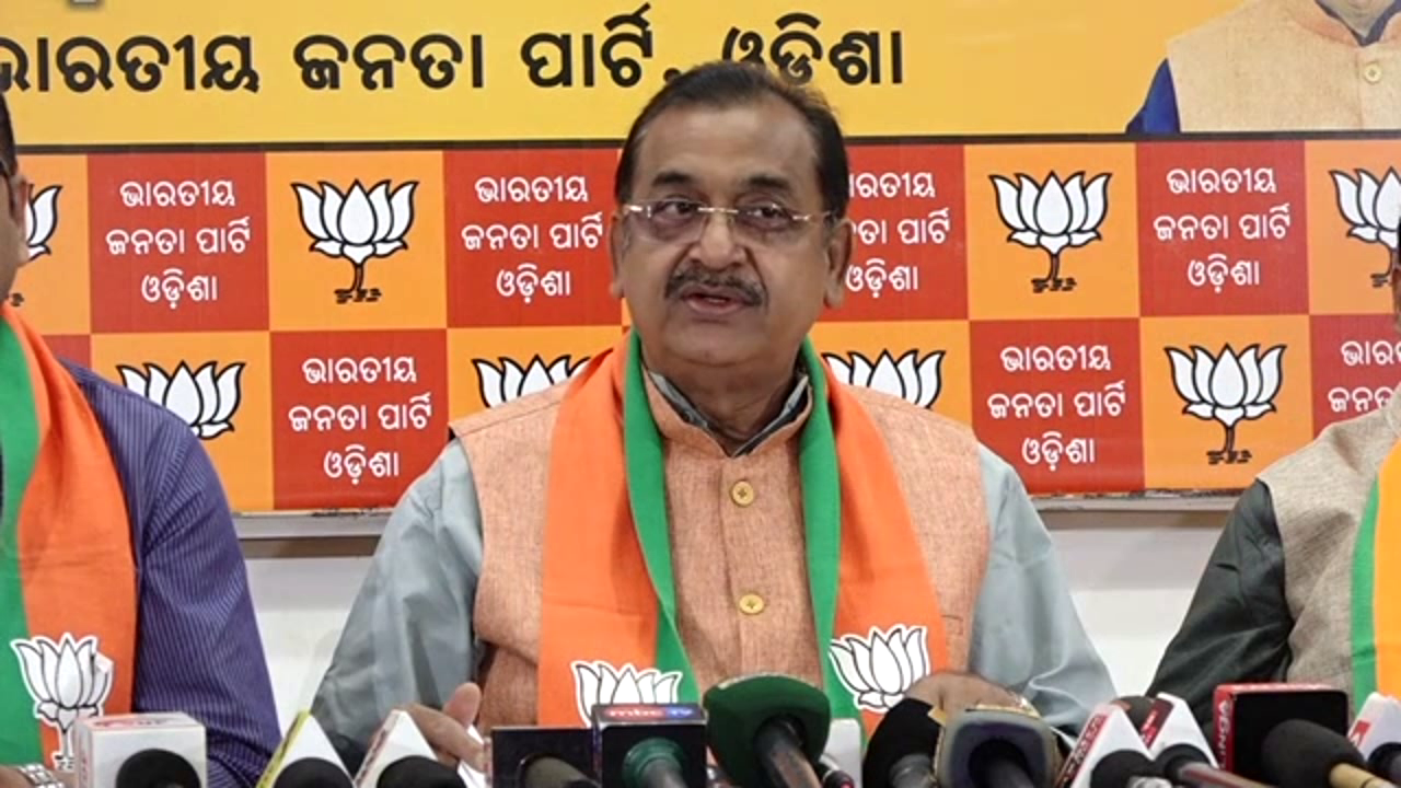 BJP to constitute border protection cell, says Mohanty